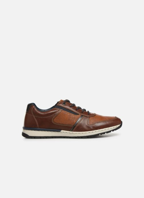 Sneakers Rieker Gorge Bruin achterkant