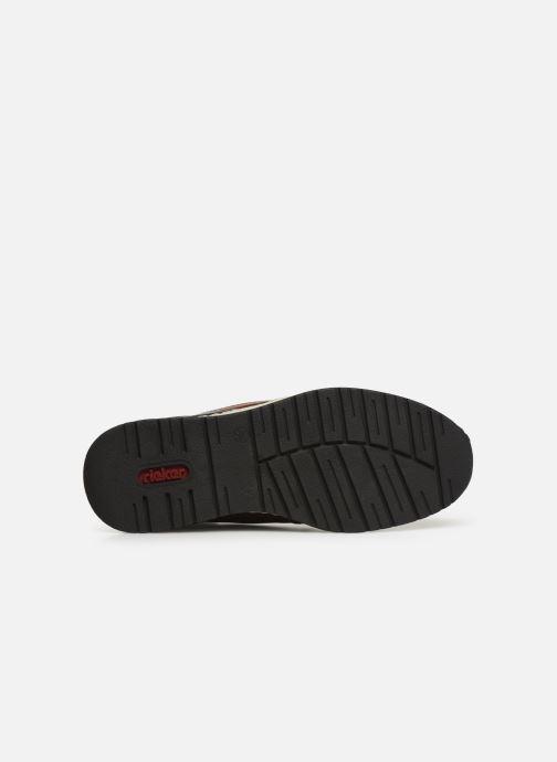 Sneakers Rieker Gorge Marrone immagine dall'alto