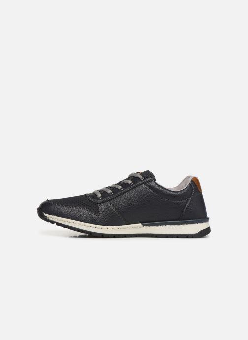 Sneakers Rieker Gorgy Azzurro immagine frontale