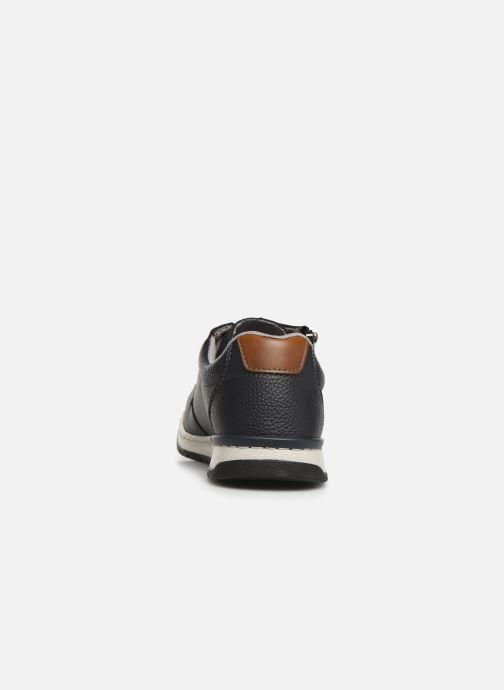 Sneakers Rieker Gorgy Azzurro immagine destra