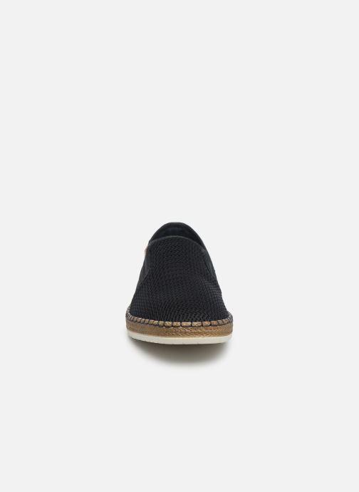 Espadrilles Rieker Ivain 5265 Bleu vue portées chaussures
