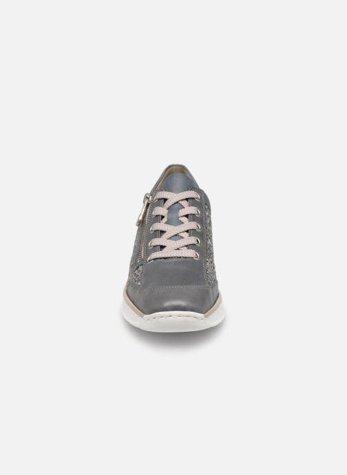 Sneakers Rieker Ryne 537M1 Blauw model