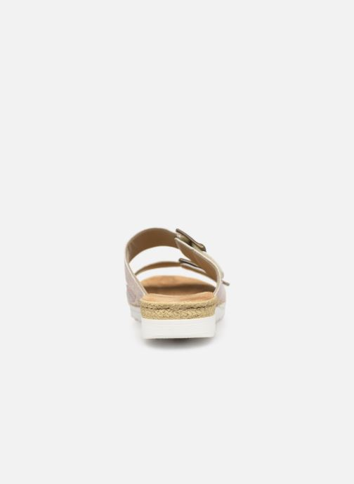 Mules & clogs Rieker Cyane 63094 Multicolor view from the right