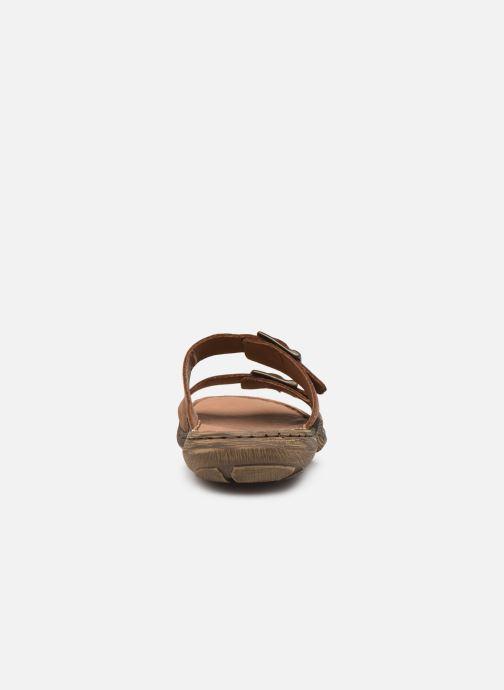 Sandalen Rieker Ayomide 22056 braun ansicht von rechts