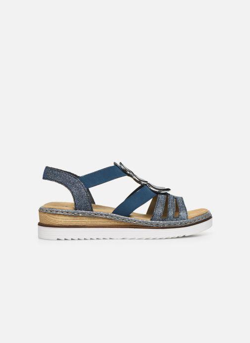Rieker Laora Sandaler 1 Blå