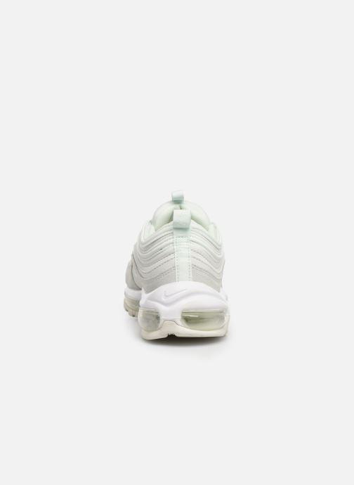 Baskets Nike W Air Max 97 Prm Vert vue droite