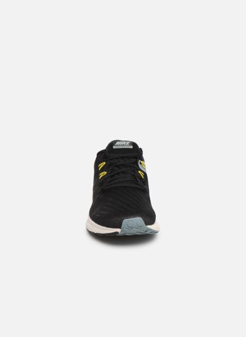 Zapatillas de deporte Nike Nike Air Zoom Structure 22 Negro vista del modelo