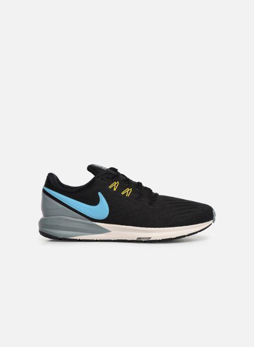Sportschoenen Nike Nike Air Zoom Structure 22 Zwart achterkant