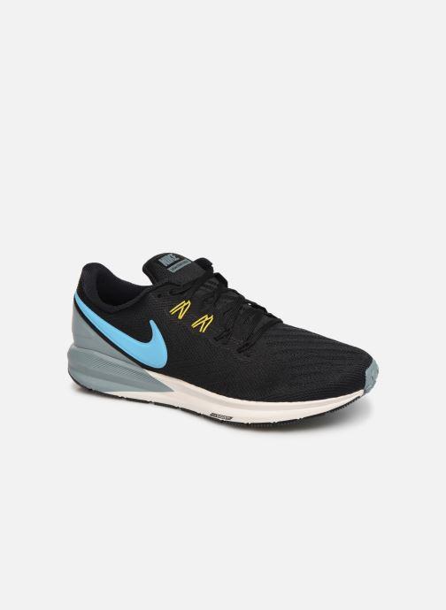 Sportschoenen Nike Nike Air Zoom Structure 22 Zwart detail
