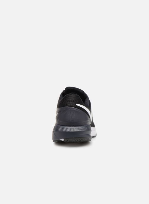Sport shoes Nike Nike Air Zoom Structure 22 Black view from the right