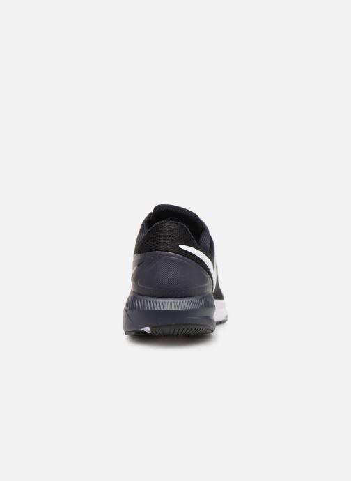 Chaussures de sport Nike Nike Air Zoom Structure 22 Noir vue droite