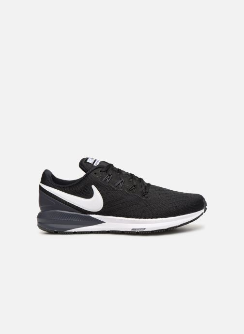 Sport shoes Nike Nike Air Zoom Structure 22 Black back view