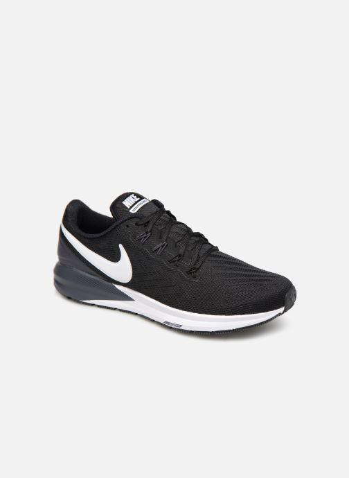 Chaussures de sport Nike Nike Air Zoom Structure 22 Noir vue détail/paire
