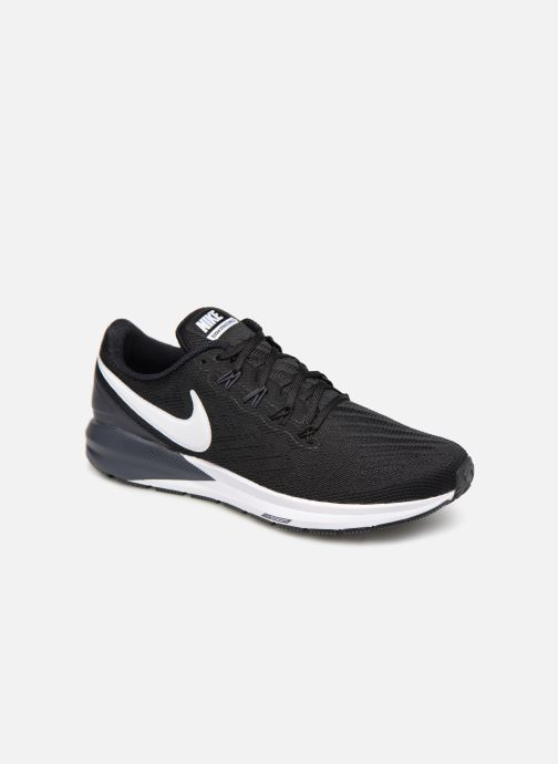 Zapatillas de deporte Nike Nike Air Zoom Structure 22 Negro vista de detalle / par
