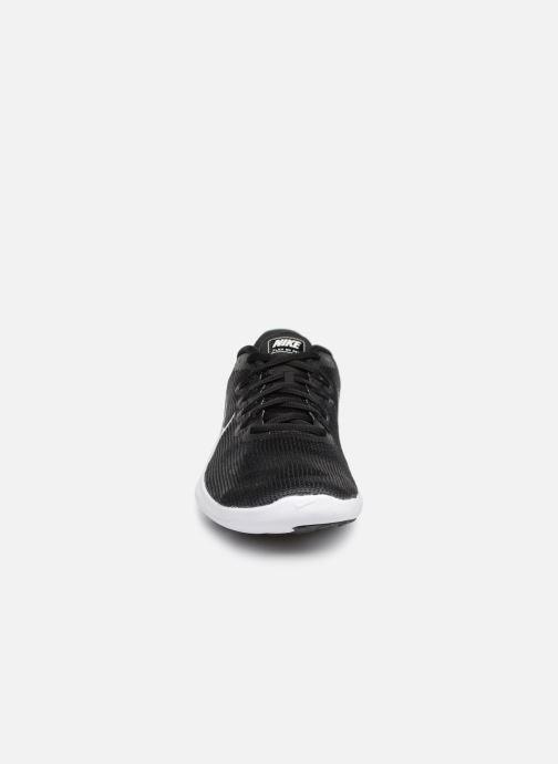 Chaussures de sport Nike Nike Flex 2018 Rn Noir vue portées chaussures