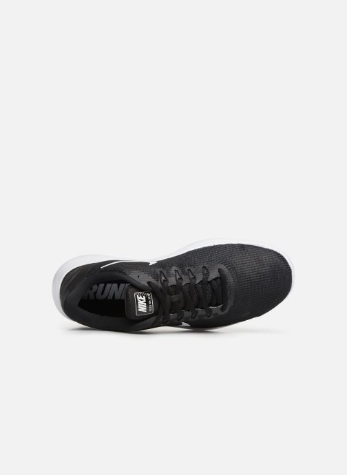 Zapatillas de deporte Nike Nike Flex 2018 Rn Negro vista lateral izquierda