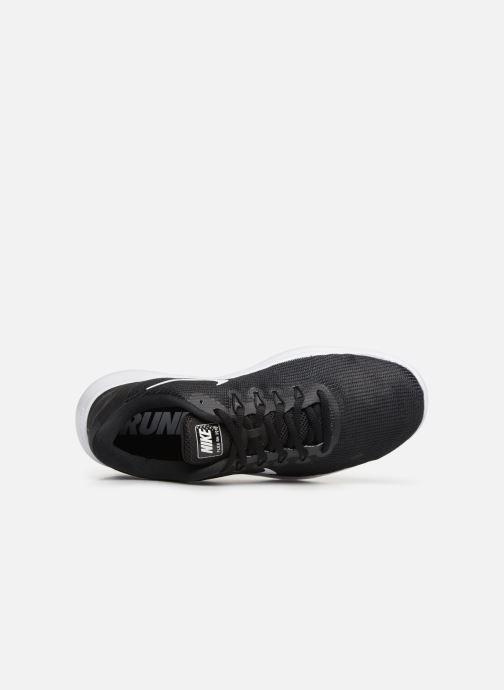 Chaussures de sport Nike Nike Flex 2018 Rn Noir vue gauche