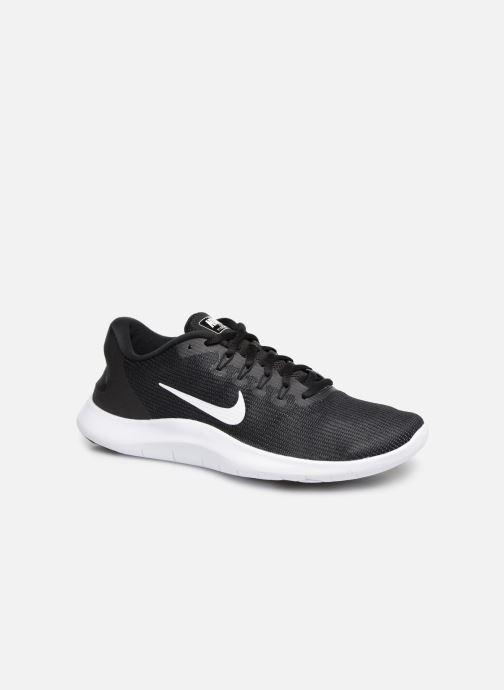 Chaussures de sport Nike Nike Flex 2018 Rn Noir vue détail/paire
