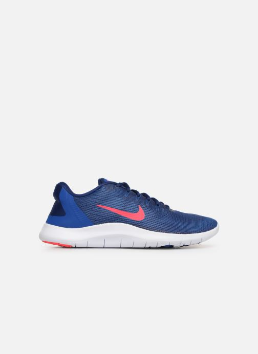 Chaussures de sport Nike Nike Flex 2018 Rn Bleu vue derrière