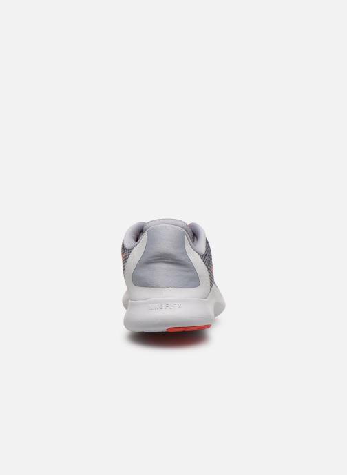 Zapatillas de deporte Nike Wmns Nike Flex 2018 Rn Gris vista lateral derecha