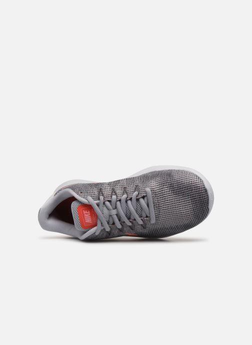 Zapatillas de deporte Nike Wmns Nike Flex 2018 Rn Gris vista lateral izquierda