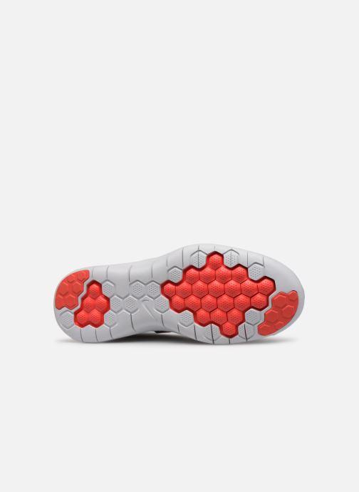 Zapatillas de deporte Nike Wmns Nike Flex 2018 Rn Gris vista de arriba