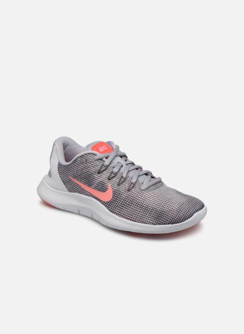 Zapatillas de deporte Nike Wmns Nike Flex 2018 Rn Gris vista de detalle / par
