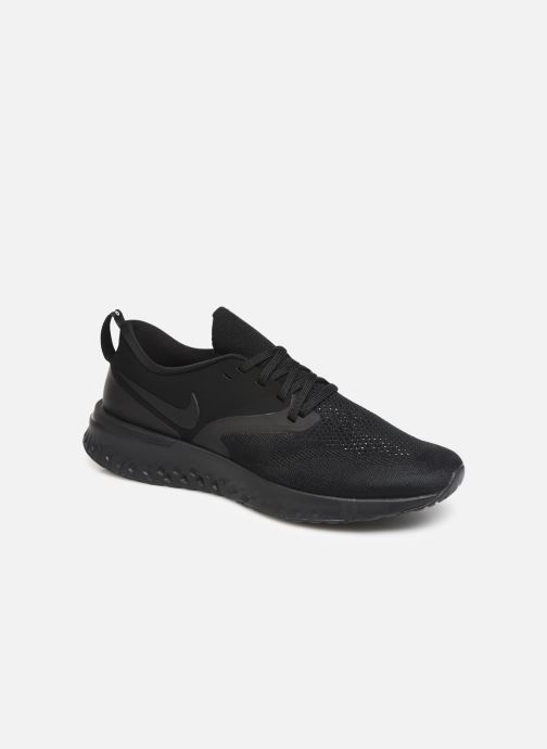 Sportssko Nike Nike Odyssey React 2 Flyknit Sort detaljeret billede af skoene