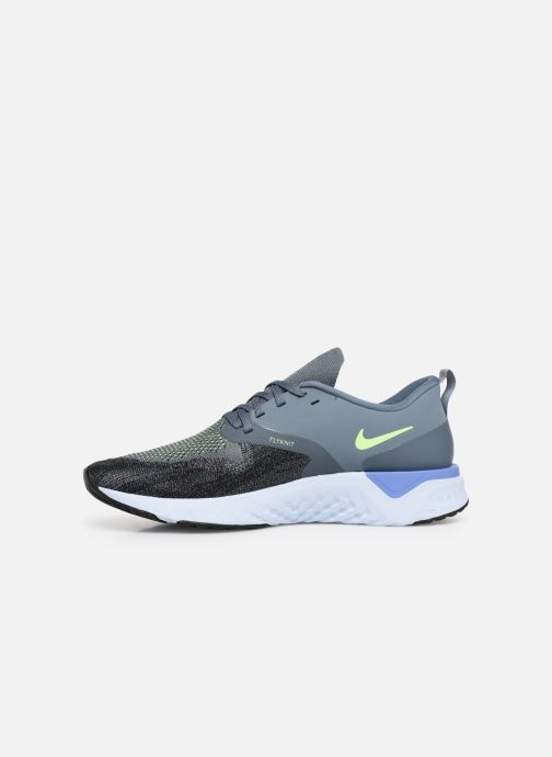 Sport shoes Nike Nike Odyssey React 2 Flyknit Grey front view