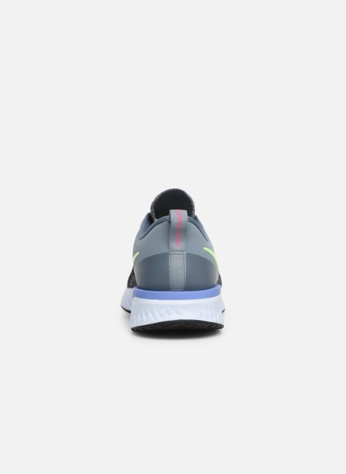 Sport shoes Nike Nike Odyssey React 2 Flyknit Grey view from the right