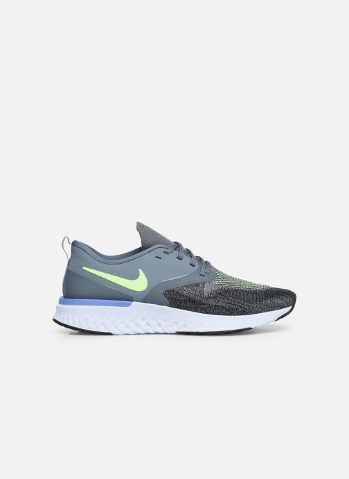 Sport shoes Nike Nike Odyssey React 2 Flyknit Grey back view