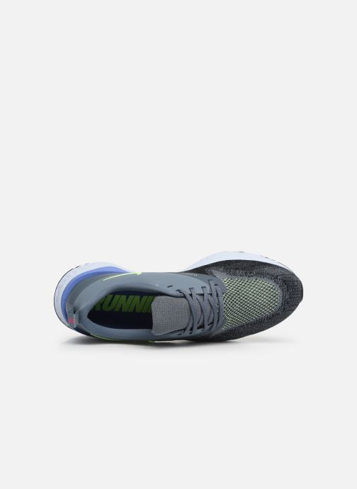Sport shoes Nike Nike Odyssey React 2 Flyknit Grey view from the left