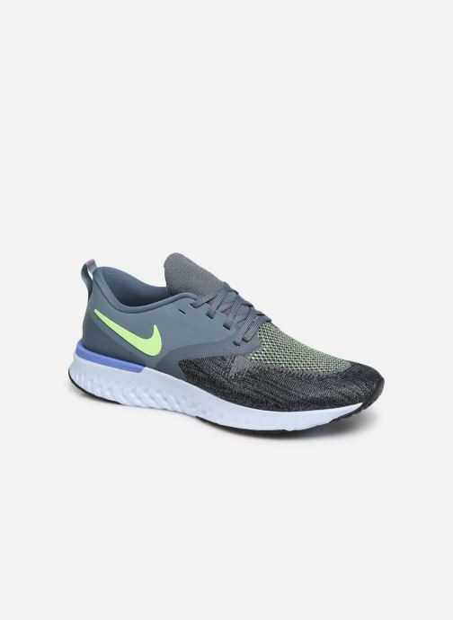 Sport shoes Nike Nike Odyssey React 2 Flyknit Grey detailed view/ Pair view