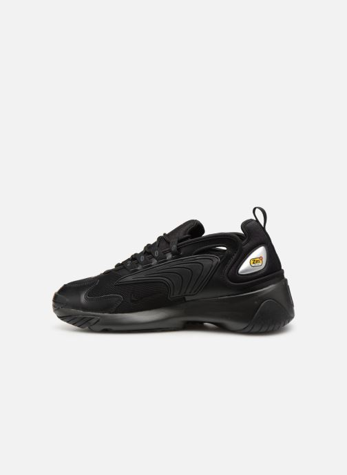 Deportivas Nike Nike Zoom 2K Negro vista de frente