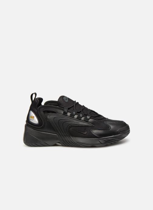 Sneaker Nike Nike Zoom 2K schwarz ansicht von hinten