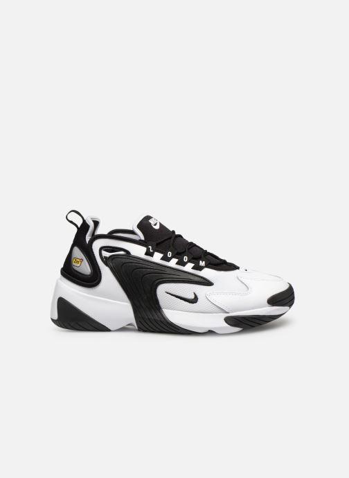 san francisco 9b1e8 a56cf Baskets Nike Nike Zoom 2K Blanc vue derrière