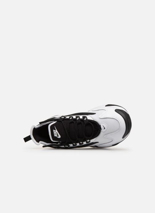 Deportivas Nike Nike Zoom 2K Blanco vista lateral izquierda