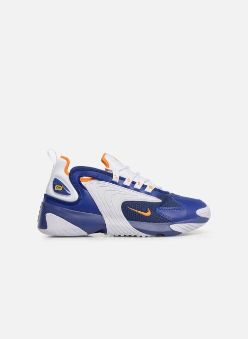 Sneaker Nike Nike Zoom 2K blau ansicht von hinten