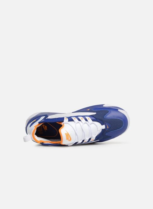Sneaker Nike Nike Zoom 2K blau ansicht von links