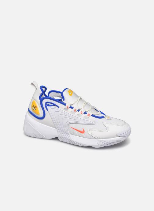 Baskets Nike Nike Zoom 2K Blanc vue détail/paire