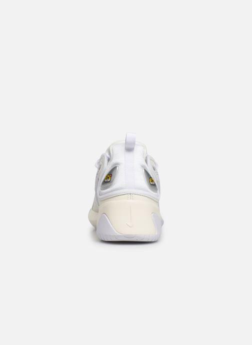 Deportivas Nike Nike Zoom 2K Blanco vista lateral derecha