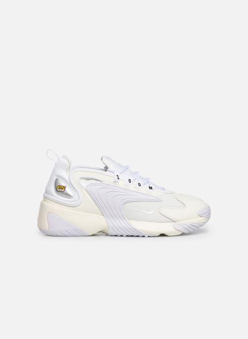 Sneakers Nike Nike Zoom 2K Hvid se bagfra