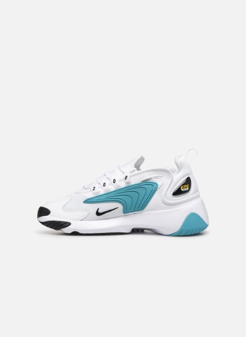 Sneakers Nike Nike Zoom 2K Bianco immagine frontale