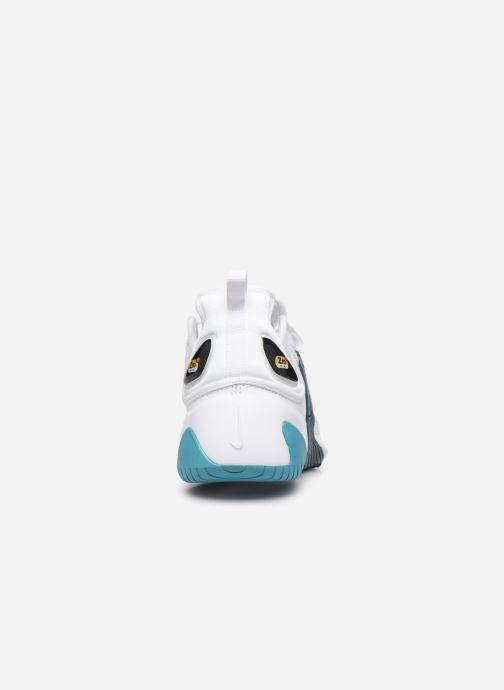Sneakers Nike Nike Zoom 2K Bianco immagine destra