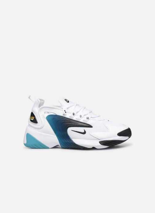 Sneaker Nike Nike Zoom 2K weiß ansicht von hinten
