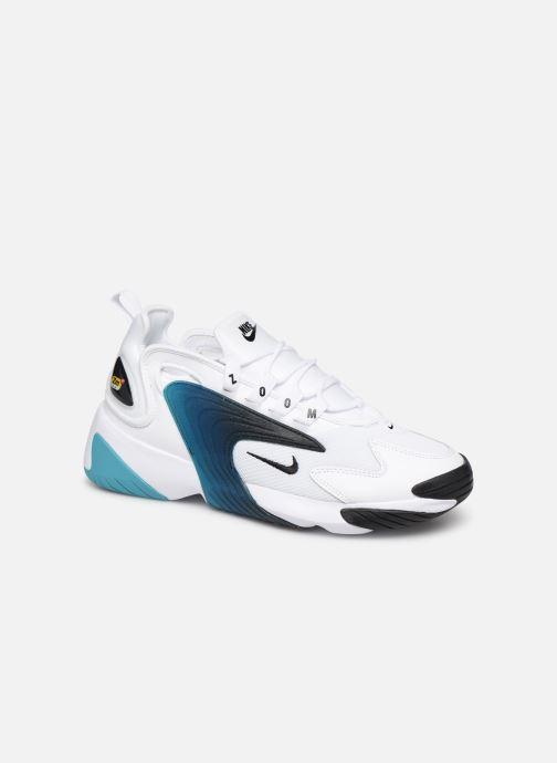Sneaker Nike Nike Zoom 2K weiß detaillierte ansicht/modell