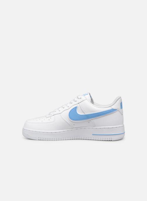 Sneakers Nike Air Force 1 '07 3 Hvid se forfra