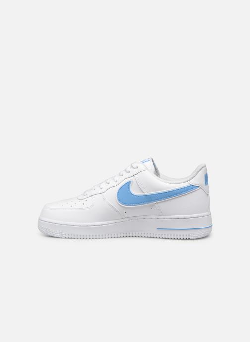Baskets Nike Air Force 1 '07 3 Blanc vue face