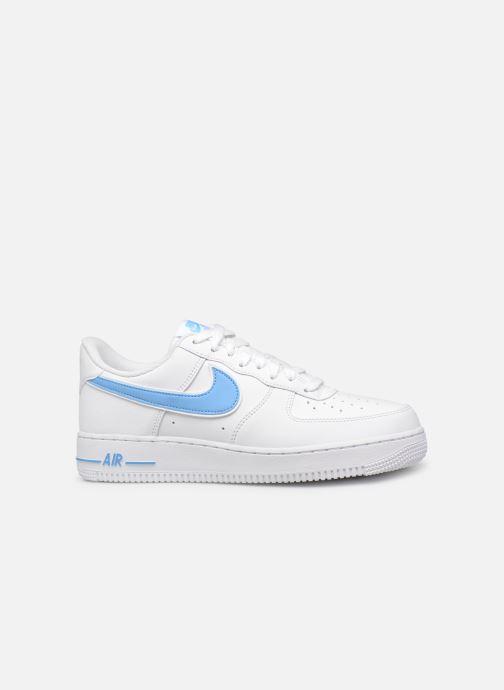 Sneakers Nike Air Force 1 '07 3 Hvid se bagfra