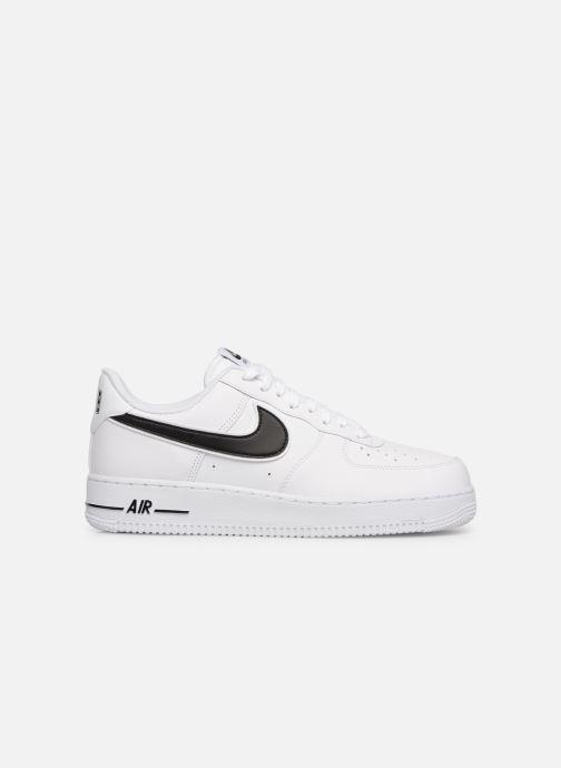 Deportivas Nike Air Force 1 '07 3 Blanco vistra trasera